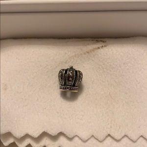 Pandora Crown Bead